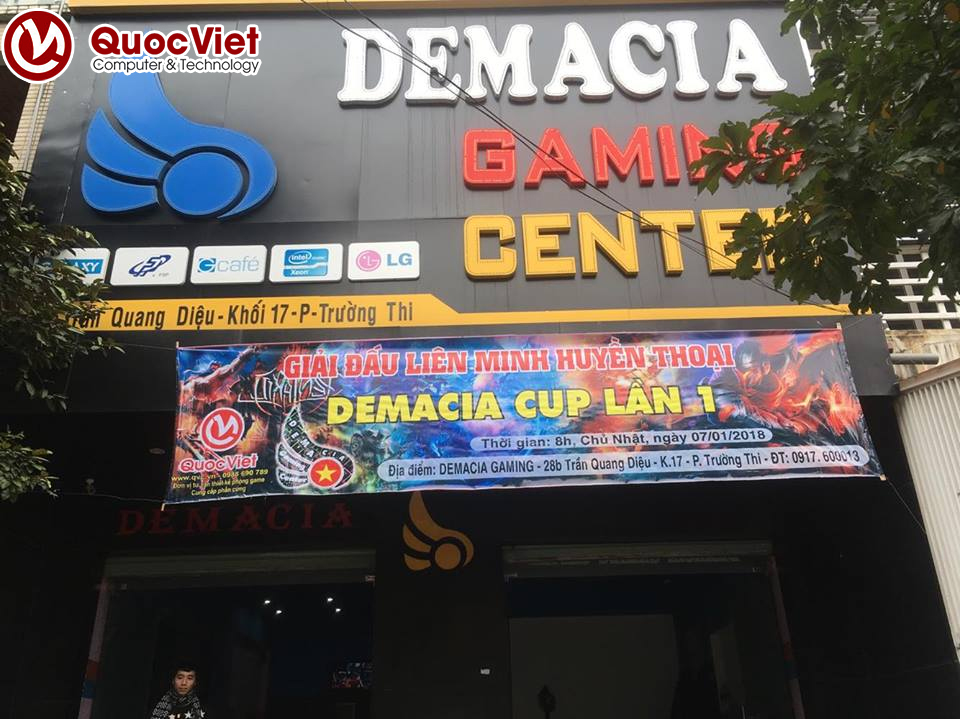 Phòng Game Demacia Gaming Center
