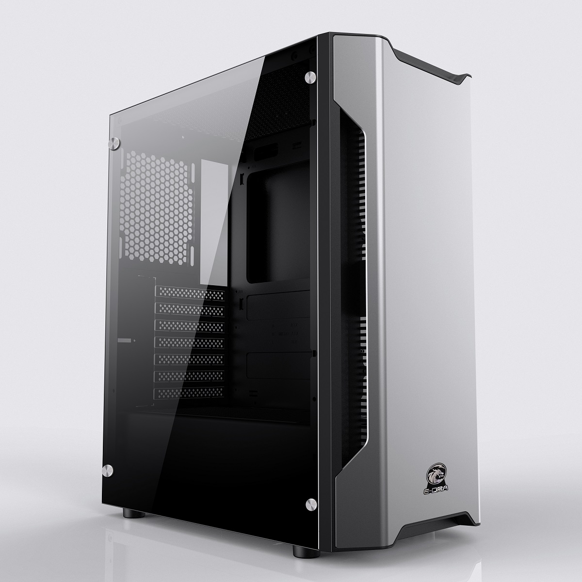 Vỏ Case E-DRA DaVinci ECS1401 ( NO FAN)