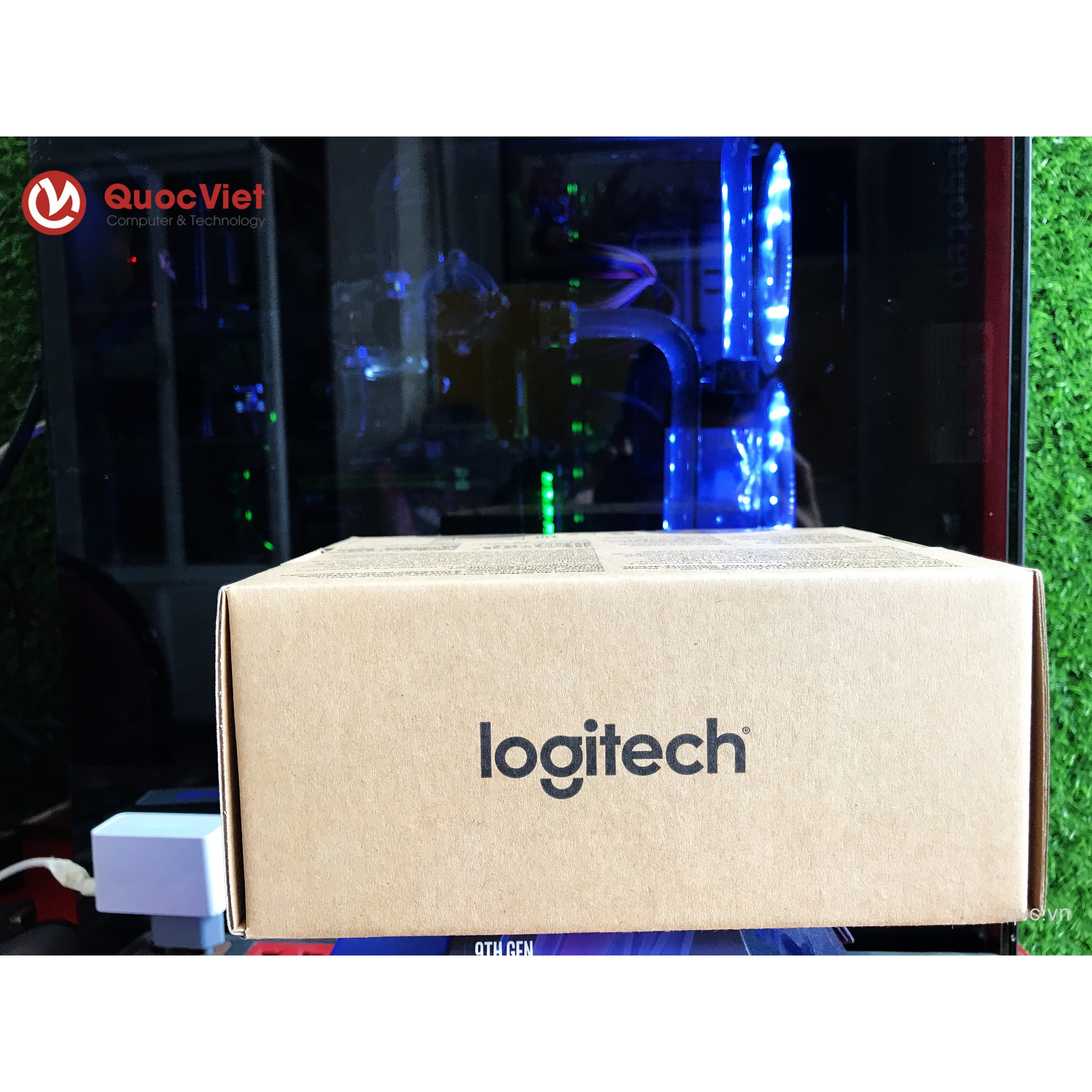 Webcam Logitech HD B525