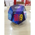 CPU Intel Core i9 9900K 3.6 GHz turbo up to 5.0 GHz /8 Cores 16 Threads/16MB /Socket 1151/Coffee Lak