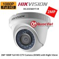 Camera Hikvision DS - 2CE56D1T-IR Dome 2MP