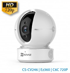 Camera xoay Wifi EZVIZ CS-CV246 ( 1MP)