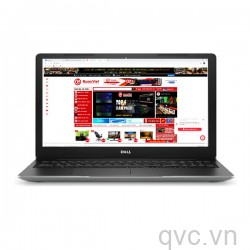 Laptop DELL Inspiron N3581A (P75F005N81A)-Bạc