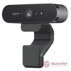 Webcam Logitech Brio 4K (960-001105)