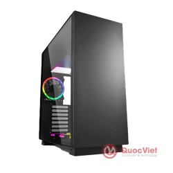 Case Pure Steel RGB ATX Sharkoon đen