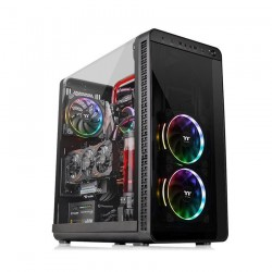 Vỏ Case Thermaltake View 37   (Mid Tower/Màu Đen/Led RGB Edition)