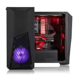 Case CoolerMaster MASTERBOX K501L Led Red