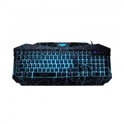 Key Newmen GL800 Gaming/Led - Black