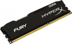 RAM Kingston HyperX Fury Black 8G DDR4 Bus 2666