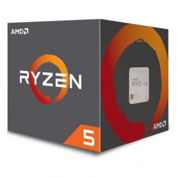 CPU AMD Ryzen 5 1500x 3.5 GHz (3.7 GHz with boost)